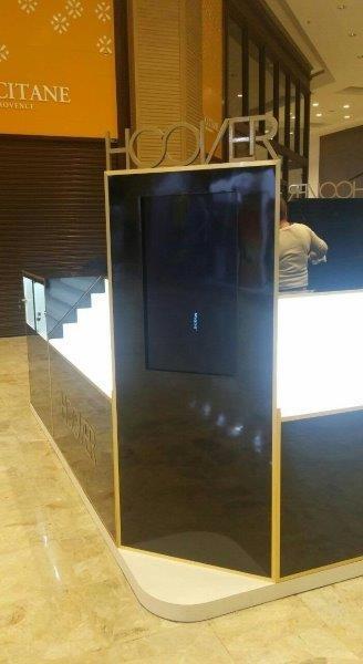 Fábrica de display