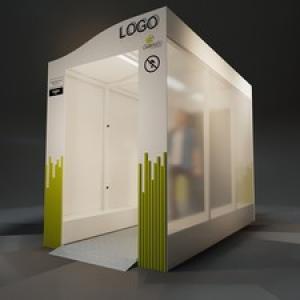 Cabine de higienização preço