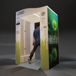 Cabine de higienização valor